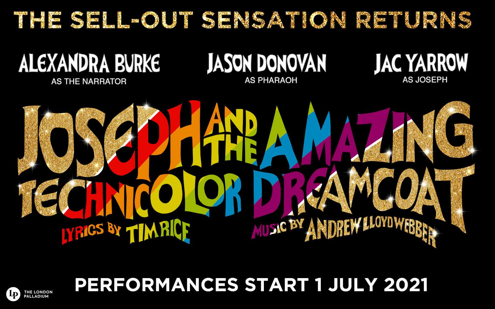 Performances start July 1st 2021